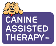 Canineassistedtherapy Logo